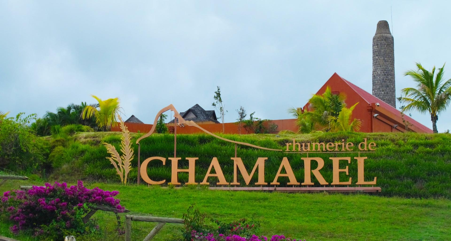 The Rhumerie de Chamarel